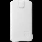 """PSCS01 Case S voor 4"""" Smartphones Wit"""