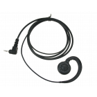 E-27A Oortje RX-Enkel 2.5MM 3PIN ALINCO