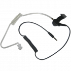 ES02 Ontvang-oortelefoon met transparante akoestische buis voor SM08M3