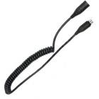 PART-2138 7-PIN Headset spiralen verlengkabel