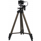 4K-CAM - 4K Action Camera Inclusief Tripod + Hoofdbevestiging