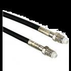 FME Laagverlies Kabel 6.0m Zwart