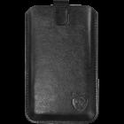 """PSCL01 Case L voor 5-5.5"""" Smartphones Zwart"""