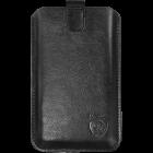 """PSCS01 Case S voor 4"""" Smartphones Zwart"""
