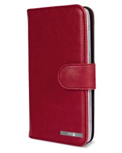 Wallet case rood voor Liberto 825