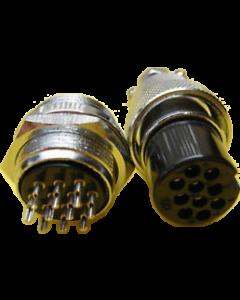 10-Pin Microfoon Plug