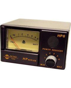 HP-6 CB Vermogensreductie apparaat - 6 posities + wattmeter