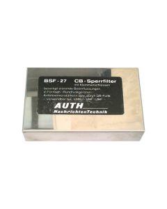 BSF-27 TV Coax Lijn Filter (75 Ohm)
