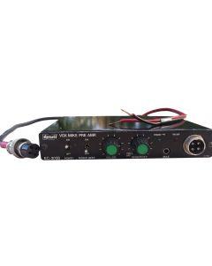 EC-2026 Microfoonvoorversterker + VOX CB Radiomicrofoon