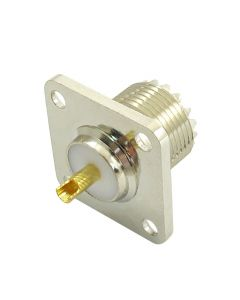 NC-552/4 PL-chassisconnector (4 gaten)