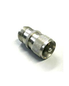 NC-1466 Adapter N-Female naar PL-Male
