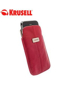 Krusell Luna Pouch - Extra Large - Rood