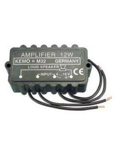 12W Single Channel Audio Amplifier Module