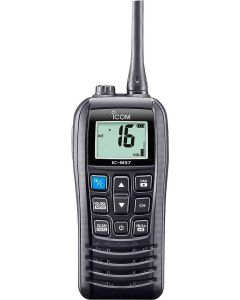 IC-M73E VHF Portabel Marine Band Transceiver