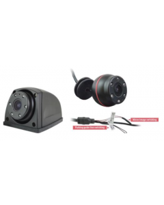 M-USE Anti-shock Robuuste camera NTSC 4-pins ip69K 120 ° H