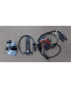 Waeco PerfectView M7L Monitorbevestiging en -harnas