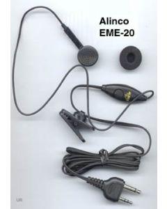 EME-20 Earphone met Micro voor Alinco DJ-C4/5