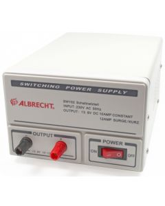 SW-102 - Voeding 13.8V  10-12A