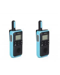 TF415 PMR446 DUO Set - Blauw