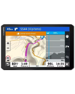 Camper 890 8-inch camper navigatie GPS met Digital Traffic