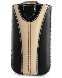 Valenta fashion case Monza Black Camel 01