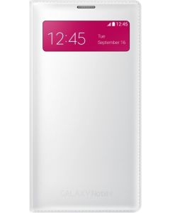 View Wallet voor Samsung Galaxy Note 4 - Wit