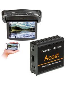 A-CAST Box Draadloze Wi-FI HD Scherm Mirroring Box