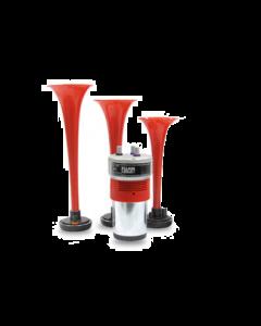 AIRHORN CLAXON 12V - Tourtoeter