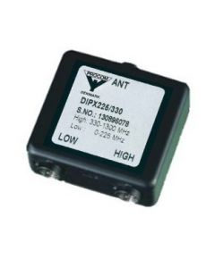 DIPX FME 225/330 DIPLEXER voor 0-225MHz / 330-1300Mhz