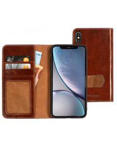 Wallet Case 2.0 voor Apple iPhone XS Max Oaked Cognac