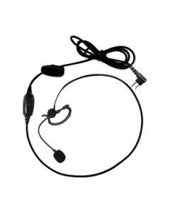EHM03 oorhaak headset met PTT voor TC2110
