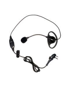 EHM12 D-EarSet met Boom Mic PTT voor TC2110