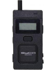 SYCO FD-10 FULL DUPLEX COMMUNICATIE - HANDENVRIJE WALKIE TALKIE