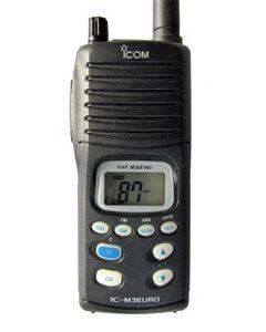 IC-M3A VHF Portabel Marine Band Transceiver