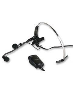 HS-51 Headset met VOX & PTT voor Handheld series