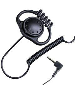Oh-2A 35 - Oortelefoon met flexibele, zachte rubberen oorlus 3.5mm Jack