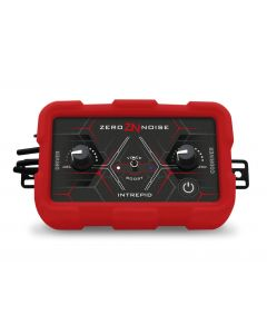 ZERONOISE Intrepid Intercom - Rally   Peltor connection Sparco / Peltor / Bell helmet compatible (Stilo with adapter)