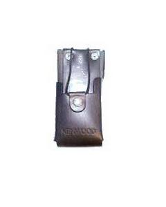 KLH65 Lederen case voor montage op een riem