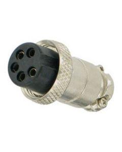 NC-516 5-polige microfoonstekker