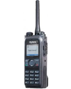 Hytera PD985 UHF side