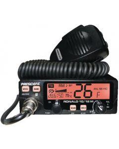 President ronald amateur radio 10m cb