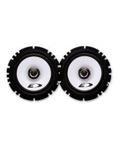 SXE-1725S - Speaker set - 16,5 cm - Grijs