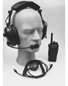 RACE-PACK 03 - Pit-crew Radio Kit