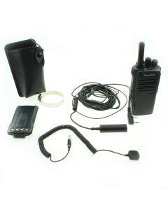 SYCO RACE-PACK 01 / CAR Racing Radio kit - Portable