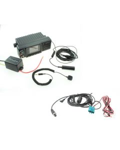 SYCO RACE-PACK 09 / Car Racing Radio - Fixed install + BMW M2 CS Cup Cable