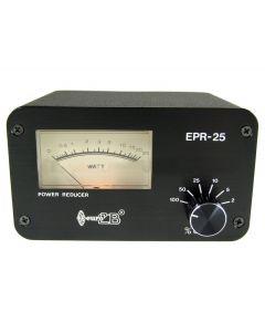 EPR-25 Vermogensreductie apparaat - 6 posities + Watt Meter