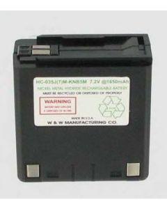 KLH55 KNB6 Battery box