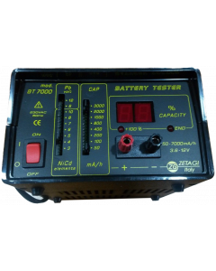 BT7000 Batterij Tester 50-7000mAh 3,6-12V