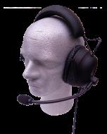HHS-2 Hoge Kwaliteits Heavy Duty Headset voor FD-10