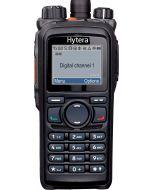hytera pd785g MD VHF gps man-down